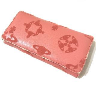 ヴィヴィアンウエストウッド(Vivienne Westwood)のヴィヴィアンウエストウッド 長財布 オレンジ(財布)