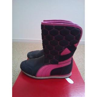 プーマ(PUMA)の17センチ プーマ ブーツ(ブーツ)