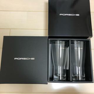 Porsche - ポルシェ ペアグラス