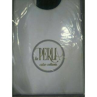 ラペルラ(LA PERLA)の【新品未使用】イタリア製 パンティストッキング LA PERLA(タイツ/ストッキング)