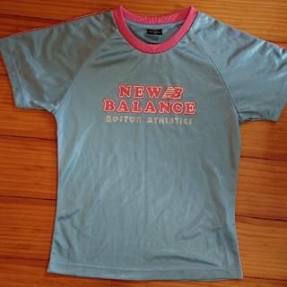 ニューバランス(New Balance)のニューバランス 半袖シャツ  150(Tシャツ/カットソー)