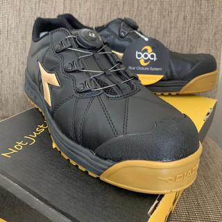 ディアドラ(DIADORA)のディアドラ安全靴 27cm 新品未使用品(スニーカー)