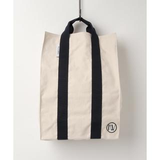 BEAMS - 定価25300円 Rue De Verneuil トートバッグ キャンバス 鞄