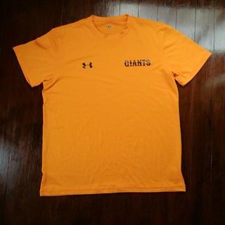 アンダーアーマー(UNDER ARMOUR)のジャイアンツ Tシャツ(記念品/関連グッズ)