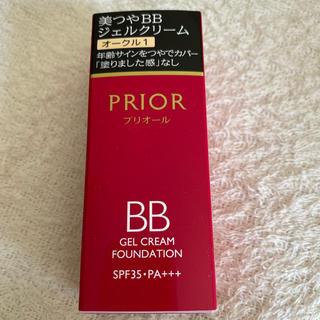 プリオール(PRIOR)のプリオール 美つやBBジェルクリーム オークル1(BBクリーム)