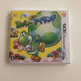ニンテンドー3DS - 「ヨッシー New アイランド」3DS 中古