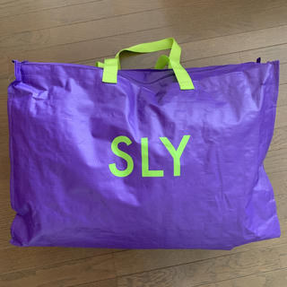 スライ(SLY)の新品 SLY 福袋2019 バッグのみ(ショップ袋)