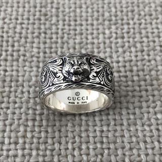 グッチ(Gucci)のグッチ キャットヘッド リング(リング(指輪))