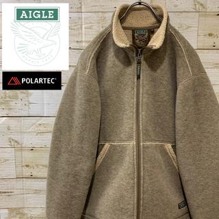 エーグル(AIGLE)の高機能‼︎【AIGLE】ポーラテックボアフリース(スウェット)