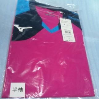 アシックス(asics)のアシックス バレーボール 半袖 150 Tシャツ ショートスリーブ ピンク(バレーボール)