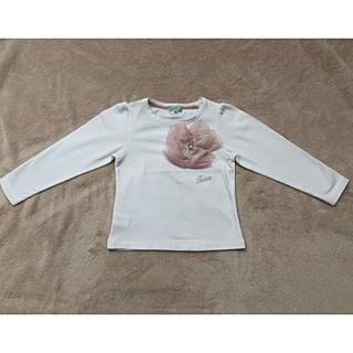 トッカ(TOCCA)のTOCCA コサージュカットソー ベビー(Tシャツ/カットソー)