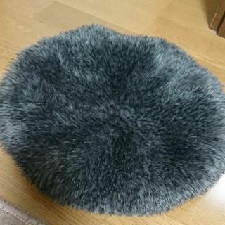 UNIQLO - これからの季節に❗フェイクファーのベレー帽