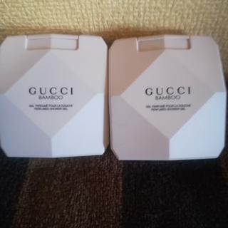 グッチ(Gucci)のGUCCI シャワージェル バンブー グッチ Bamboo(ボディソープ / 石鹸)