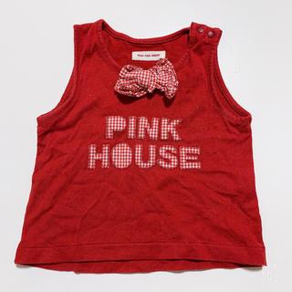 ピンクハウス(PINK HOUSE)のPINK HOUSE トップス(Tシャツ/カットソー)