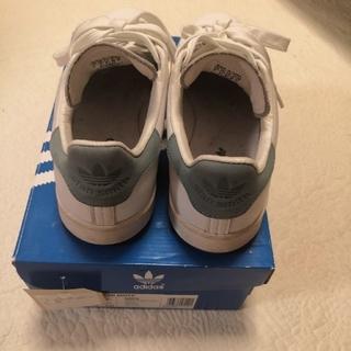 アディダス(adidas)のスタンスミス  レア淡グリーン(スニーカー)