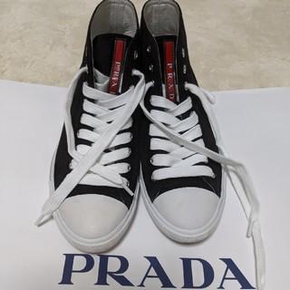 PRADA - プラダ レディースシューズ