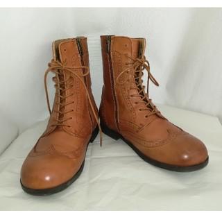 ビルケンシュトック(BIRKENSTOCK)のビルケンシュトックレディース本革ブーツ(ブーツ)