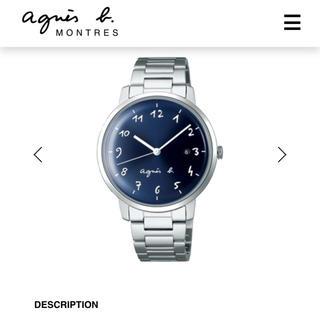 アニエスベー(agnes b.)のアニエスベー マルチェロ(腕時計)