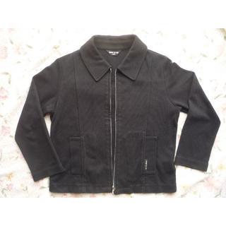 コムサイズム(COMME CA ISM)の女の子 黒ジャケット(ジャケット/上着)