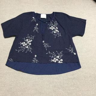 カワイイ(cawaii)の大きいサイズ プルオーバー レディース(カットソー(半袖/袖なし))