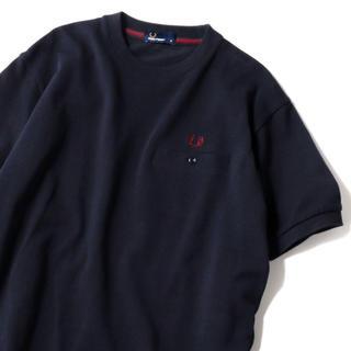 フレッドペリー(FRED PERRY)の【新品未使用】FRED PERRY: SHIPS別注 ピケ ポケット Tシャツ(Tシャツ/カットソー(半袖/袖なし))