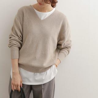 ドアーズ(DOORS / URBAN RESEARCH)のチュニックTシャツ(Tシャツ(長袖/七分))