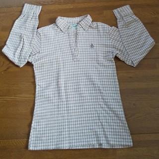 マンシングウェア(Munsingwear)のマンシング ニットシャツ(ウエア)