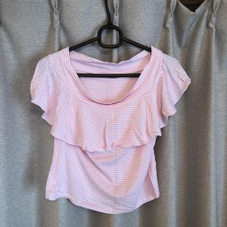 アナップラティーナ(ANAP Latina)のアナップラティーナ Tシャツ オフショルダー(Tシャツ(半袖/袖なし))