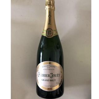 ドンペリニヨン(Dom Pérignon)の★ペリエ ジュエ グラン ブリュット 750ml★(シャンパン/スパークリングワイン)