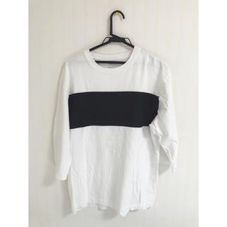 coen - COEN 七分袖シャツ