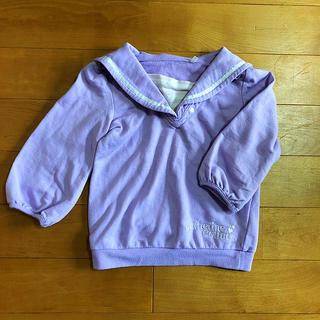 キャサリンコテージ(Catherine Cottage)のキャサリンコテージ♡セーラー服風トップス 100cm(Tシャツ/カットソー)