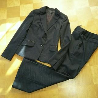 INDIVI - INDIVI インディヴィ スーツ パンツスーツ ジャケット パンツ