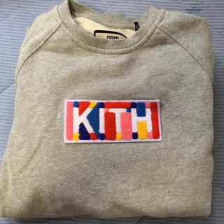 シュプリーム(Supreme)のkith トレーナー(スウェット)