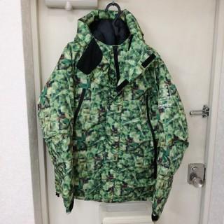 アップルバム(APPLEBUM)のpixel inner cottonHood jacket (ダウンジャケット)