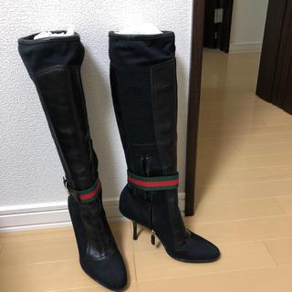 グッチ(Gucci)のGUCCI ブーツ 確認ページ(ブーツ)