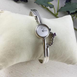 ヨンドシー(4℃)の4℃ レディースクォーツ  シルバー925(腕時計)