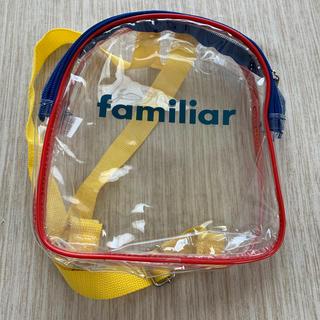 familiar - ファミリア ☆透明リュック!