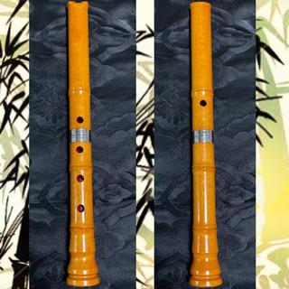 尺八 木管 約45-46cm(尺八)