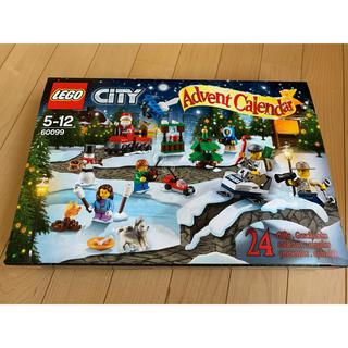 レゴ(Lego)のレゴシティ 60099  アドベントカレンダー 新品未使用(キャラクターグッズ)