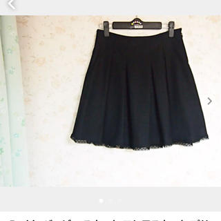 バービー(Barbie)のBarbie バービー スカート フレアスカート プリーツスカート(ひざ丈スカート)