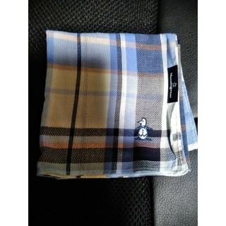 マンシングウェア(Munsingwear)の新品 マンシングウェアハンカチ(ハンカチ/ポケットチーフ)