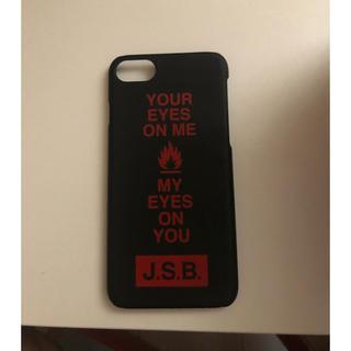 サンダイメジェイソウルブラザーズ(三代目 J Soul Brothers)のJ.S.B iPhone7ケース(iPhoneケース)