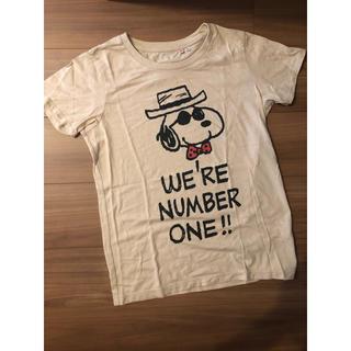 ユニクロ(UNIQLO)のスヌーピー UNIQLO Tシャツ UT(Tシャツ(半袖/袖なし))