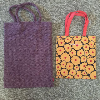 ツモリチサト(TSUMORI CHISATO)のミニバッグ セット(ハンドバッグ)