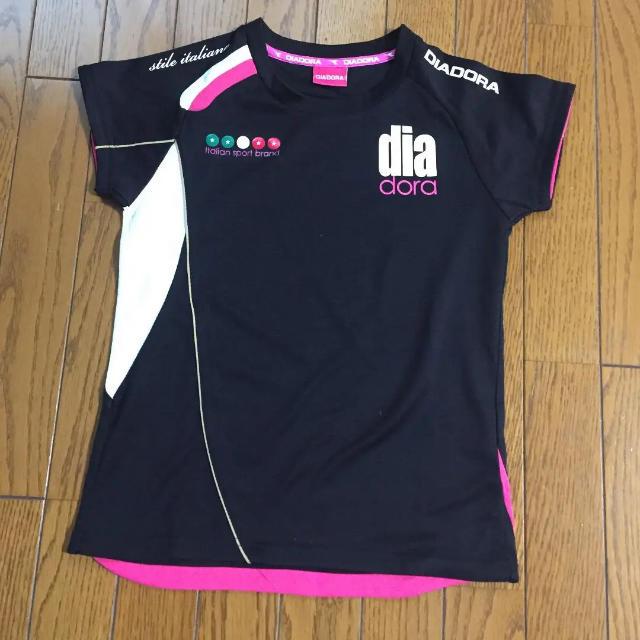 DIADORA(ディアドラ)の★ ディアドラ ★テニスウェア【 Lサイズ】 スポーツ/アウトドアのテニス(ウェア)の商品写真