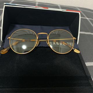 セイバー(SABRE)の新品 SABRE セイバー JEREMY 2 SS8-503GM-CG-J(サングラス/メガネ)