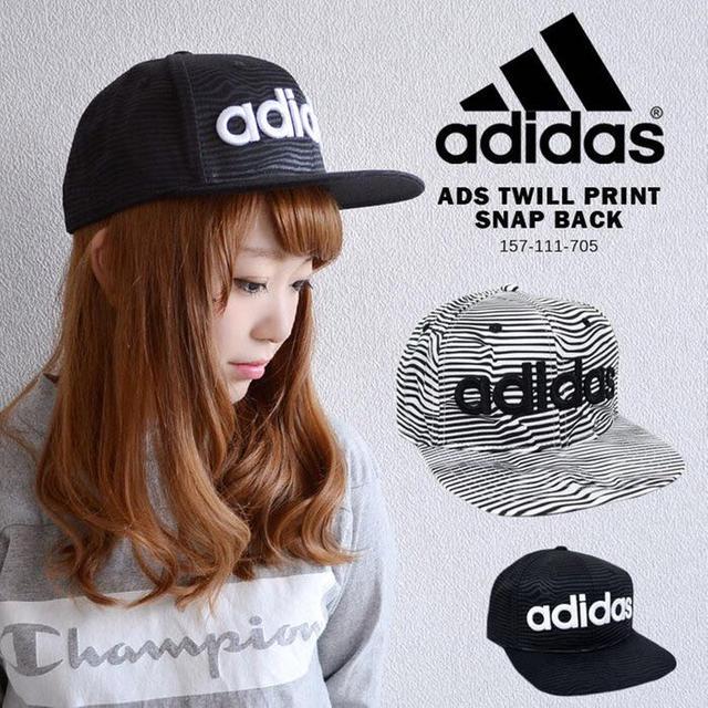 adidas(アディダス)のエリィー様専用 メンズの帽子(キャップ)の商品写真