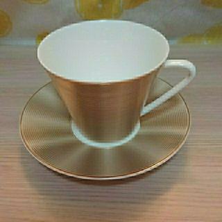 ニッコー(NIKKO)のNIKKO ペアティ&コーヒーセット(グラス/カップ)