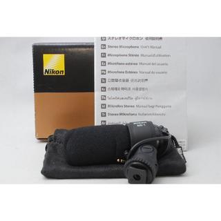 Nikon - ★美品★ Nikon ステレオマイクロホン(ME-1)