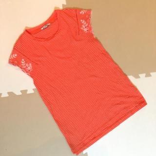 ネクスト(NEXT)の☆格安☆next オレンジTシャツ(Tシャツ(半袖/袖なし))